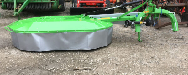 MTL KM25 2.1m 7ft 2 drum silage mower for sale