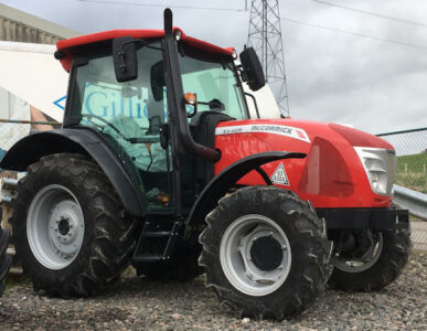 McCormick X4.40M 80hp 4wd 40km/h tractor for sale