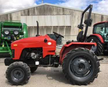 Siromer 204S 20hp 4wd compact tractor for sale – SOLD