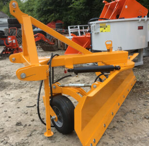 MTL 2.5m tractor mounted road grader for sale