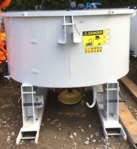 MTL 800 litre PTO driven Pan mixer for sale