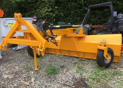MTL Heavy Duty 3m tractor mounted road grader for sale