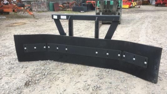 MTL front loader mounted euro 2.2m yard scraper for sale