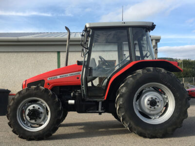 Massey Ferguson 4225 70hp 4wd tractor for sale – SOLD